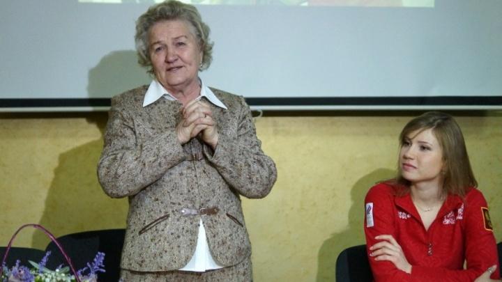 Лидия Скобликова хочет заказать копию олимпийской награды для Ольги Фаткулиной