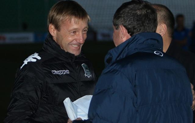 Новым главным тренером «Крыльев Советов» стал Андрей Тихонов