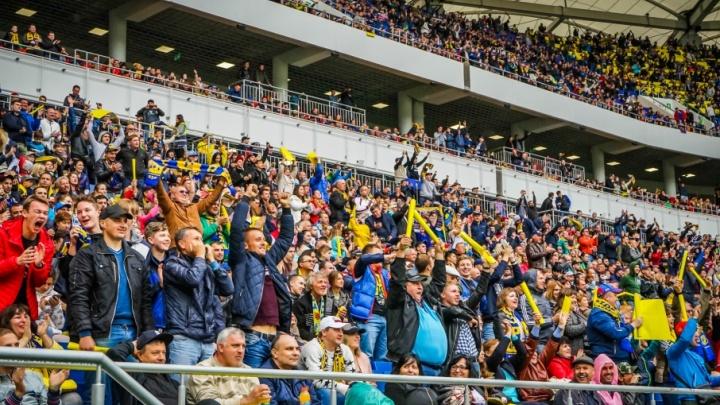 Транспортный коллапс и волонтеры — Джоны Сноу: как прошел матч открытия «Ростов Арены»