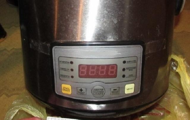В Жигулевске мужчина вынес кухонную утварь из незапертой квартиры