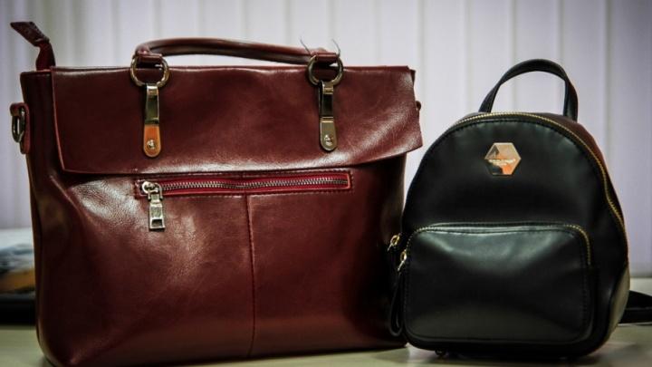 В торговом центре Ростова продавали поддельные сумки и обувь известных французских брендов