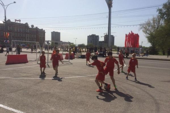 В День города ростовчан ждут концерт и спортивные мероприятия