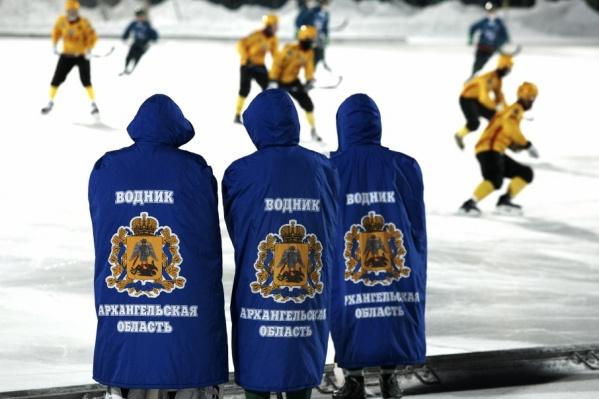 Следующая игра «Водника» пройдет в Швеции