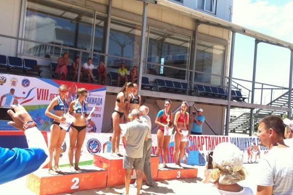 Соревнования по пляжному волейболу завершились 6 июля