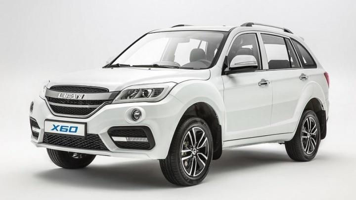 Lifan X60 New: отзывы владельцев об обновленном кроссовере из Поднебесной