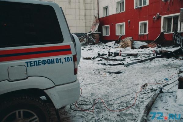 Проверять фасады домов пришлось после жуткого пожара на Олимпийской