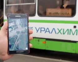Корпоративный транспорт на «Азоте» теперь в режиме он-лайн