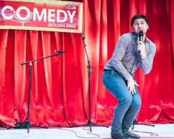 Comedy Club Golden Ring открыл четвертый сезон в Ярославле