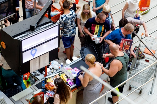 Ущерб магазину составил около десяти тысяч рублей