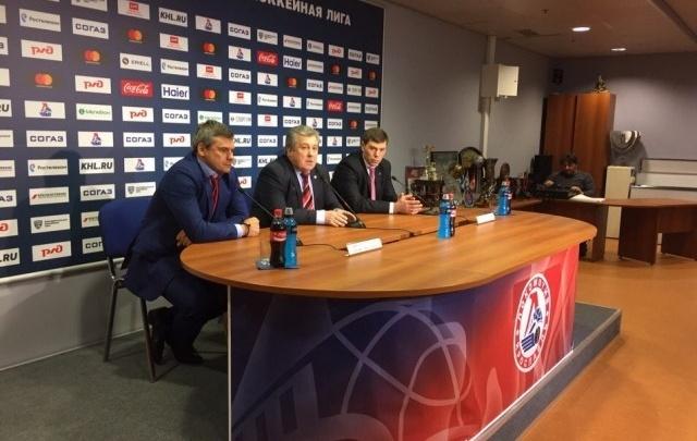 Главный тренер ЦСКА: «Локомотив» нам сегодня показал, как нужно играть