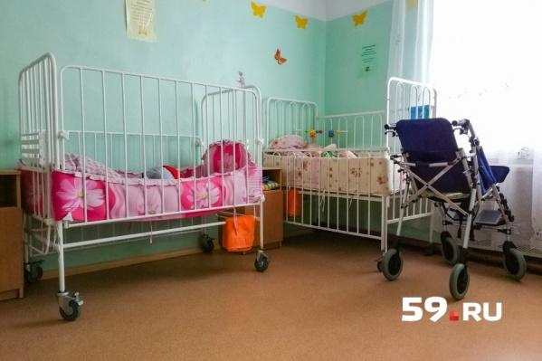 За две недели до смерти девочку перевели в Рудничный дом-интернат