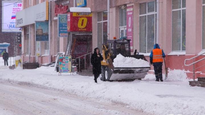 Депутат гордумы предложил разорвать контракт на содержание дорог с плесецким предприятием
