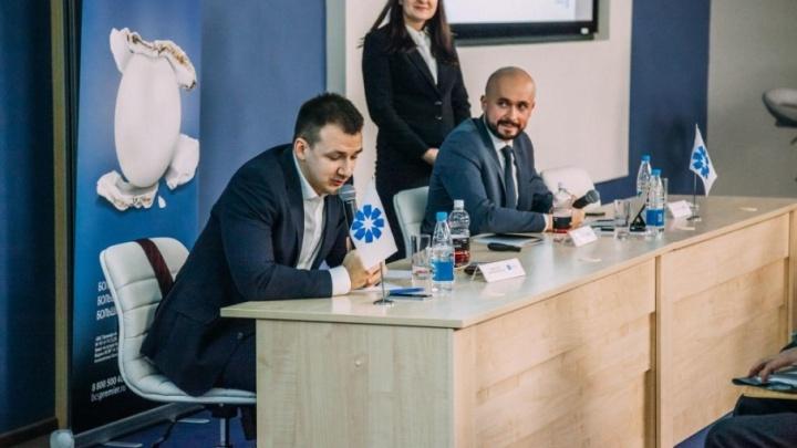 Николай Корженевский выступил на конференции в Тюмени