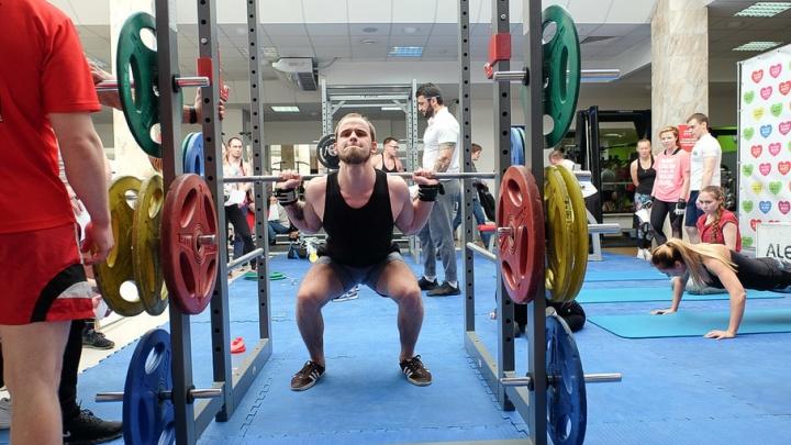Фитнес-клуб ALEX FITNESS выбрал сильнейших пермяков