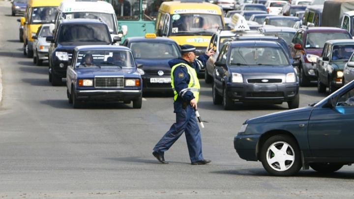 Молодой водитель устроил в Челябинске ДТП по цепочке