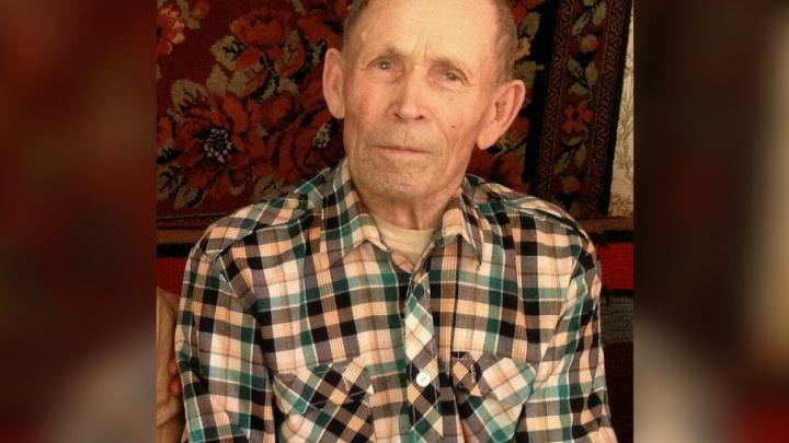 В Перми разыскивают 86-летнего пенсионера, страдающего провалами в памяти