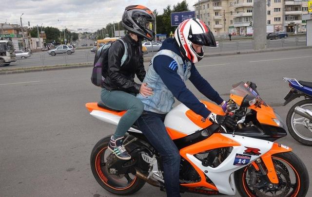 Челябинские мотоциклисты напомнят автомобилистам о себе