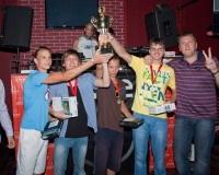 Лучшие в чемпионате по уличному баскетболу получили призы