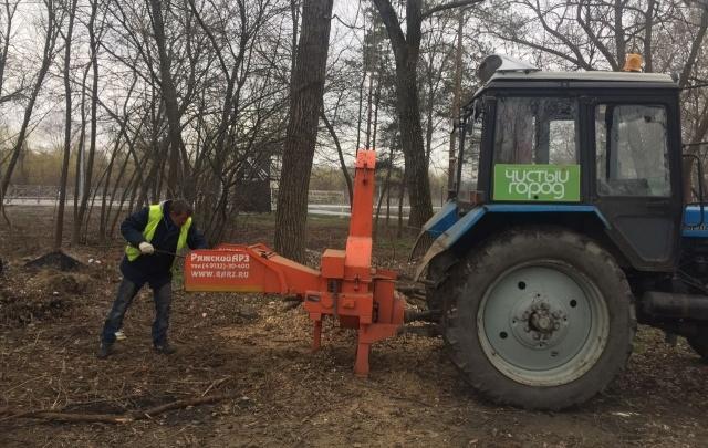 Мэрия отчиталась об уборке Кировского района в рамках подготовки к ЧМ-2018