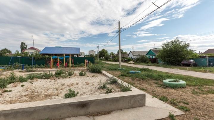 Дом Александры Пахмутовой в Волгограде превратили в песочницу
