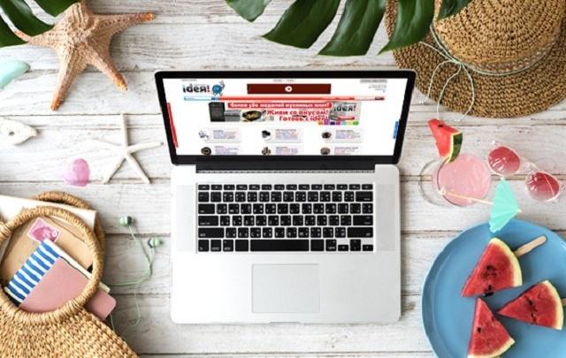 Интернет-магазин IdeЯ подготовит челябинцев к лету