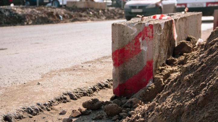 Минтранс оштрафуют за ямы и колеи на трассе Самара–Чапаевск