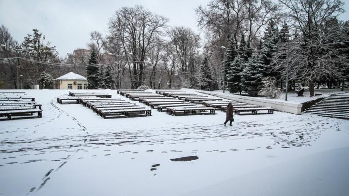 Масленая неделя в Ростове начнется со снежной бури