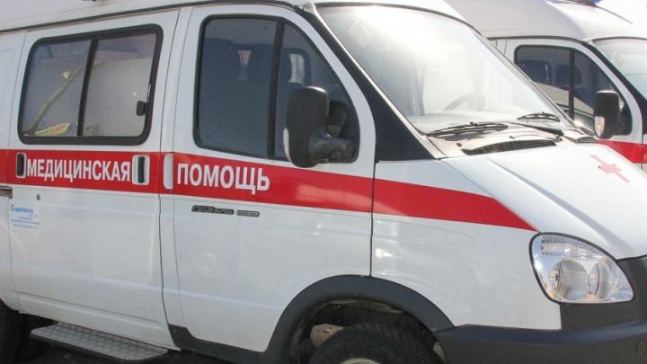 При столкновении иномарок в Волгограде пострадала 10-летняя девочка