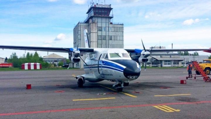 Из Архангельска в Мезень: на линию вышли новые самолёты