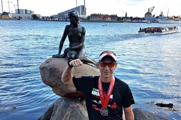 IRONMAN считается самым сложным однодневным соревнованием на выносливость в мире. Тюменский спортсмен блестяще справился с этой задачей