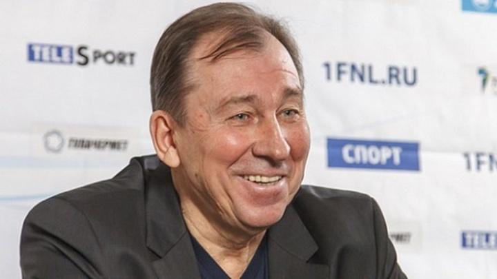 В Волгограде ожидают отставки тренера «Ротора» Валерия Есипова