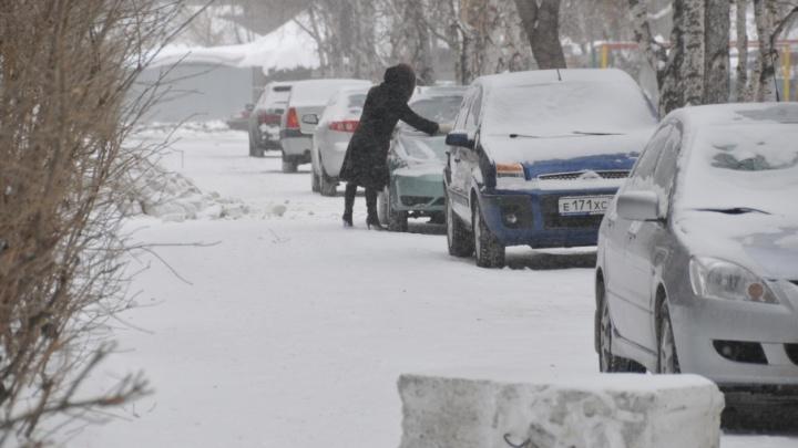 За неделю от холода пострадали пятеро тюменцев