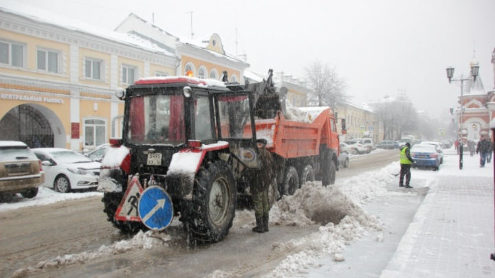 Мэрия попросила ярославских водителей пересесть на троллейбусы и маршрутки