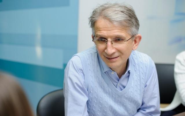 Николай Козлов, психолог, бизнес-тренер: «Выучите русский язык, а уже потом материтесь»