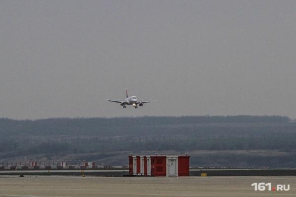 Непогода стала причиной задержки нескольких авиарейсов из Москвы