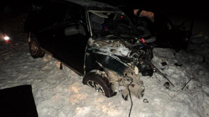В Приморском районе столкнулись «Субару» и «десятка», один человек погиб