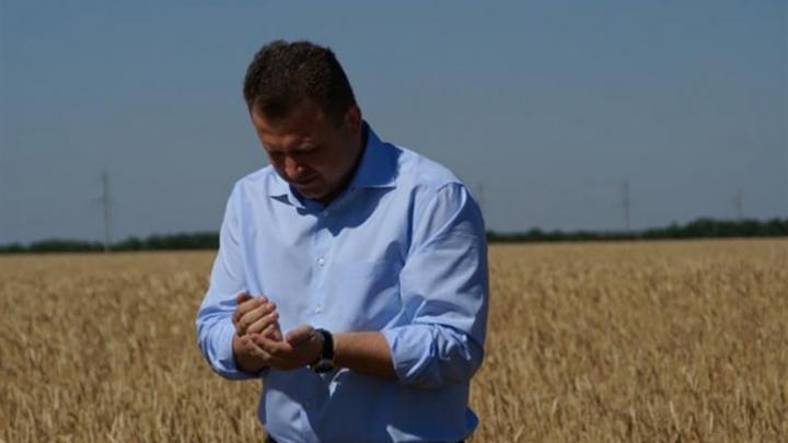 Депутат Владимир Ефимов стал главным аграрием в областной думе