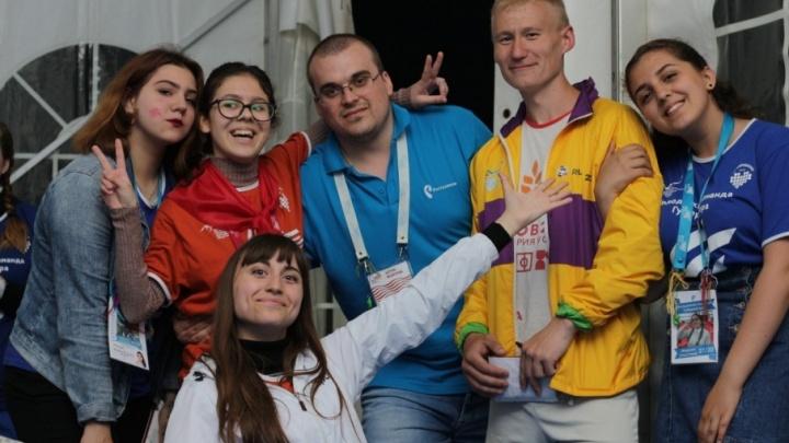 Цифровые технологии для молодых: «Ростелеком» выступил партнером «Молодой волны — 2018»