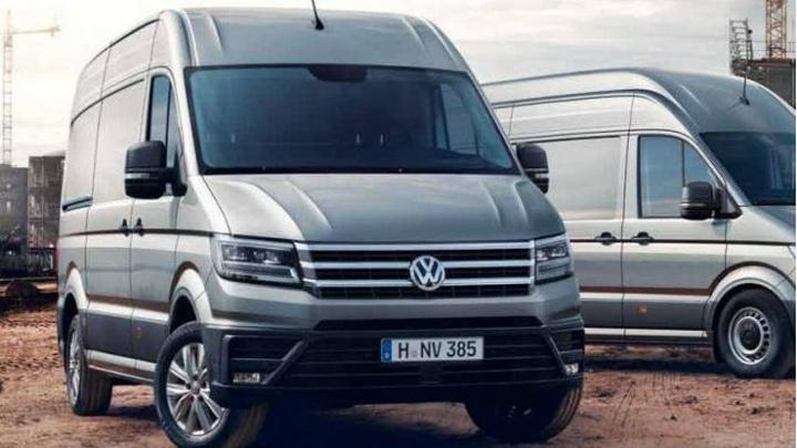 Автомобиль нового измерения: новый Volkswagen Crafter доступен волгоградцам