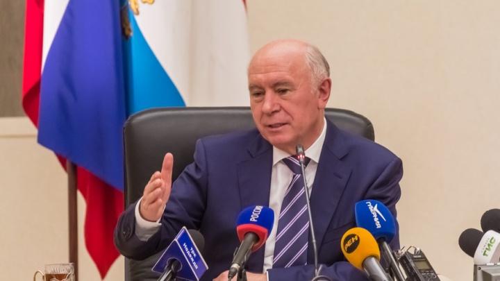 Губернатор Самарской области в 2016 году заработал более 4 миллионов рублей