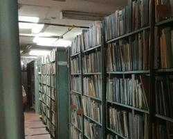 Самарцам рассказали, зачем в областной библиотеке проложили рельсы
