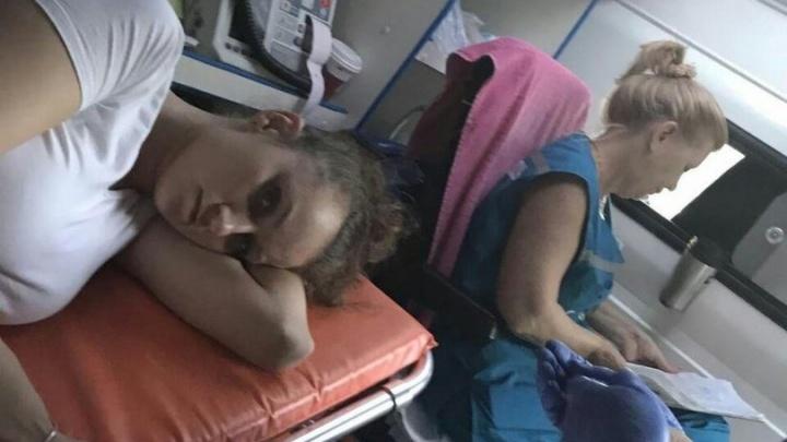 На Нагибина столкнулись маршрутка и троллейбус: пострадали пять пассажиров