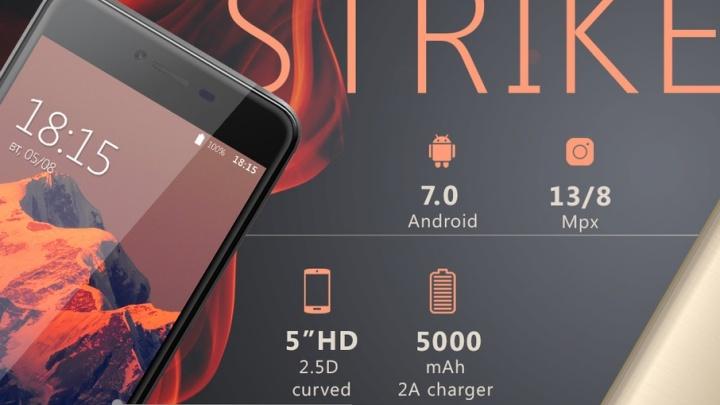 Российский бренд электроники BQ объявил о старте продаж нового смартфона с мощной батареей