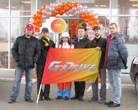 В Ярославле стартовал автопробег «Экспедиция за черным золотом»