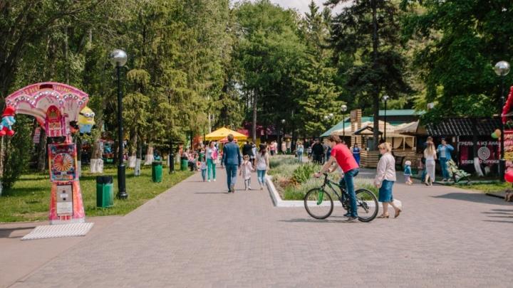 Пенсионеры в тонусе: пожилые граждане из Самары займутся гимнастикой в городских парках