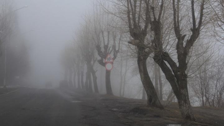 Туман и солнце: пока архангельская погода думала, какой ей быть, мы засняли город в разных образах