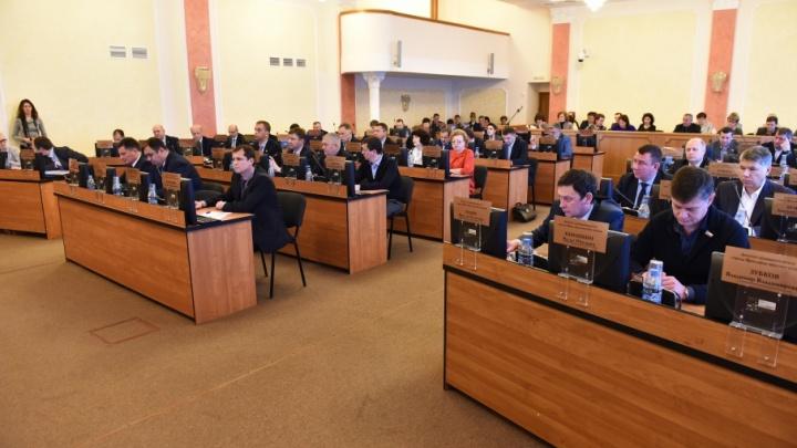Запишем и запомним: что обещают сделать ярославские депутаты