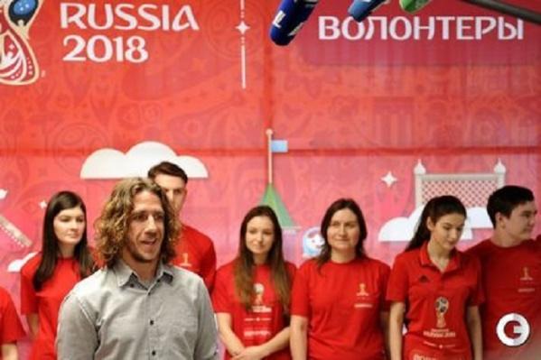 Иностранные волонтеры пройдут дистанционное обучение