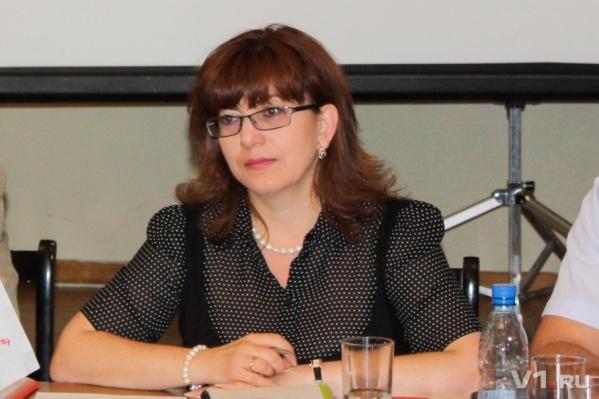 Татьяна Гензе решила не держаться за кресло и дать дорогу молодым