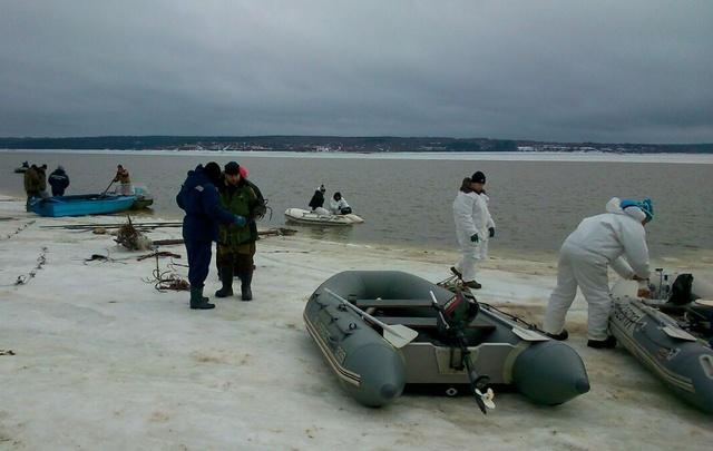 Волонтерам, разыскивающим тело утонувшего в Сылве мужчины, нужны моторные лодки